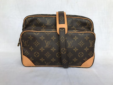 PRELOVED LOUIS VUITTON MONO NILE SHOULDER BAG