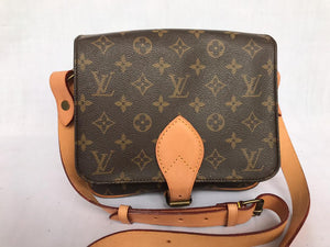 PRELOVED Louis Vuitton Mono Sac Cilt Sierre MM Sling Bag