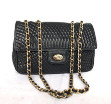 Load image into Gallery viewer, PRELOVED Bally Chain Shoulder Bag⁣