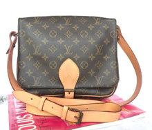 Load image into Gallery viewer, PRELOVED Louis Vuitton Mono Cilt Sierre GM Shoulder Bag