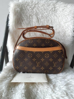 PRELOVED LOUIS VUITTON MONO BLOIS SHOULDER BAG