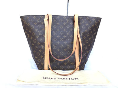 PRELOVED Louis Vuitton Mono Sac Tote Bag