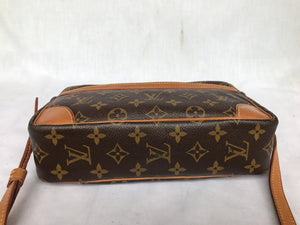 PRELOVED Louis Vuitton Monogram Trocadero 27 Shoulder Bag
