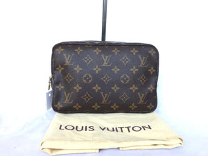 PRELOVED Louis Vuitton Mono Trousse Toiletries 23/Cosmetic Bag