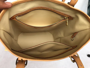PRELOVED Louis Vuitton Mono Bucket GM Shoulder Bag
