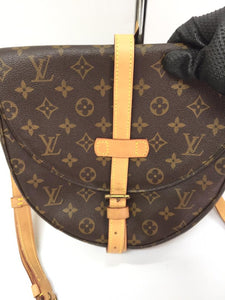 PRELOVED Louis Vuitton Monogram Chantilly GM Shoulder Bag 35