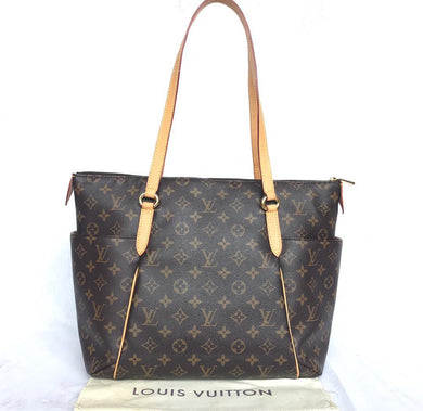 PRELOVED Louis Vuitton Mono Totally MM Shoulder Bag