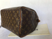 Load image into Gallery viewer, PRELOVED Louis Vuitton Mono Speedy 30 HandBag