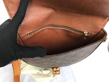 Load image into Gallery viewer, PRELOVED Louis Vuitton Mono Chantilly GM Cross Body Bag