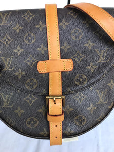 PRELOVED Louis Vuitton Mono Chantilly GM Cross Body Bag