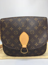 Load image into Gallery viewer, PRELOVED Louis Vuitton Mono Saint Cloud Cross Body Bag