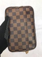 Load image into Gallery viewer, PRELOVED Louis Vuitton Damier Ebene Billet Macao Clutch Bag