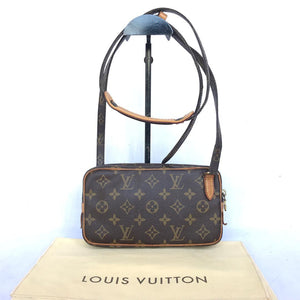 PRELOVED Louis Vuitton Mono Mini Marly Cross Body Bag