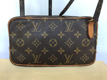 Load image into Gallery viewer, PRELOVED Louis Vuitton Mono Mini Marly Cross Body Bag