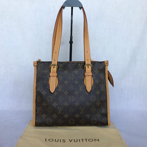 PRELOVED Louis Vuitton Monogram Popincourt Haut Shoulder Bag