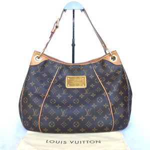 PRELOVED Louis Vuitton Mono Galliera PM Shoulder Bag
