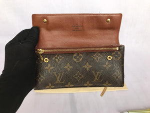 PRELOVED Louis Vuitton Mono Akurudeon Wallet