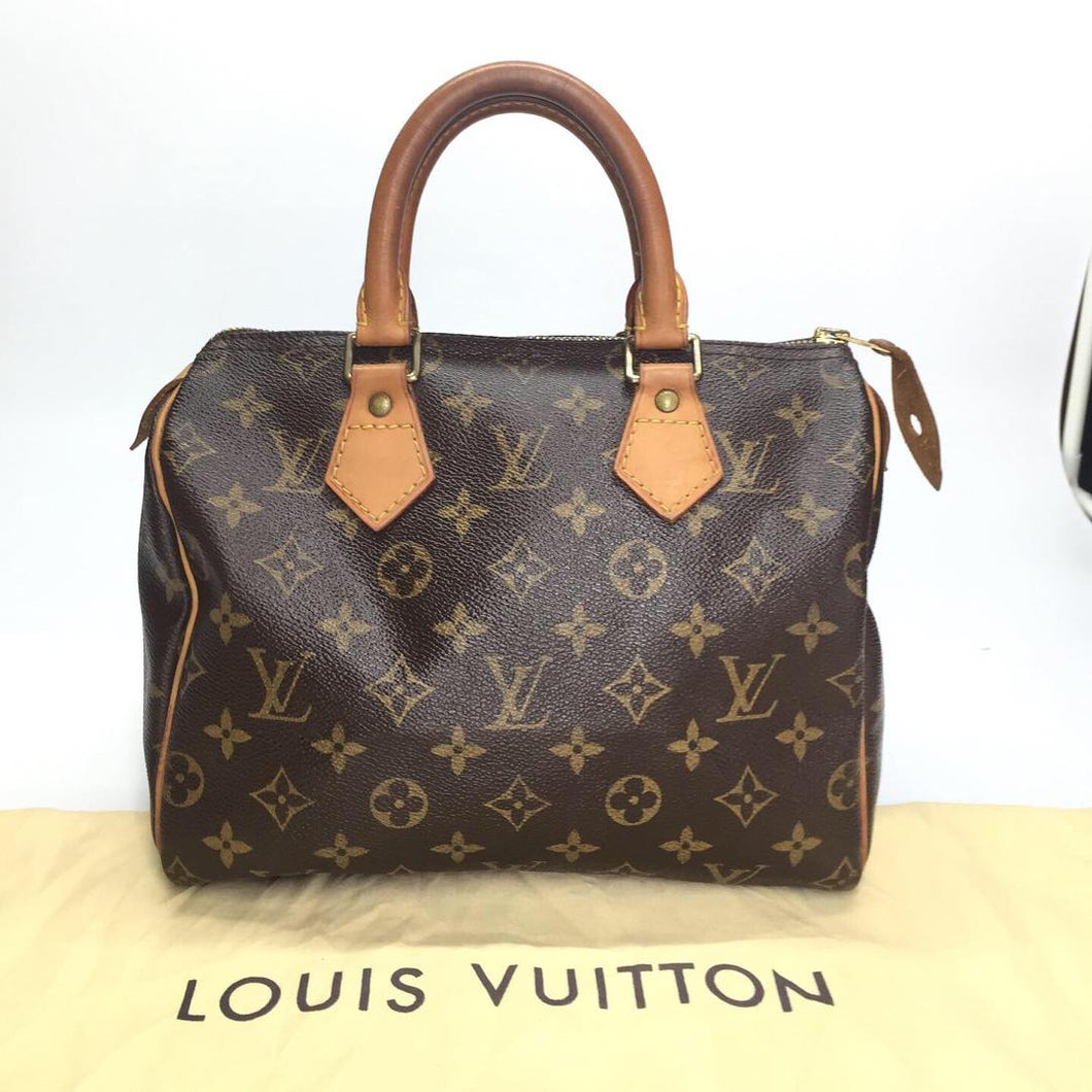 PRELOVED Louis Vuitton Speedy 25 HandBag