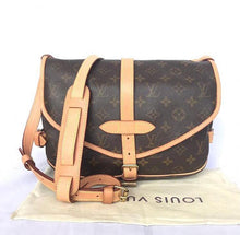 Load image into Gallery viewer, PRELOVED Louis Vuitton Mono Saumur 30 CrossBody Bag