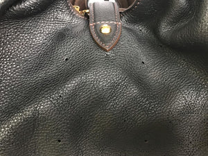 PRELOVED Louis Vuitton Monogram Mahina XL Hobo Shoulder Bag