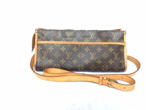 PRELOVED Louis Vuitton Monogram Popincourt Ron Shoulder Bag
