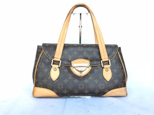 PRELOVED Louis Vuitton Mono Beverly MM Shoulder Bag