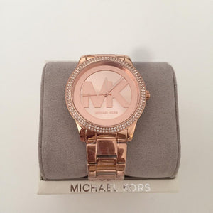 Michael Kors Tibby MK6880 Rose Gold Tone Watch