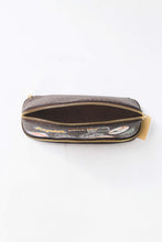 Load image into Gallery viewer, MICHAEL KORS ASPEN  LARGE MULTIFUNCTION  POUCH 35H9GPUU3B BROWN MULTI