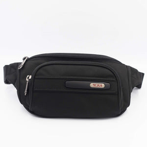 Tumi Waist Pack 0223130D4 In Black