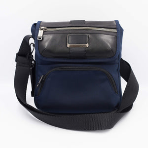 Tumi Kerby 111781 Crossbody Bag In Navy