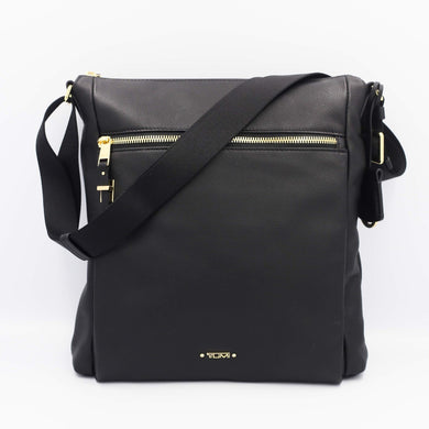 Tumi Voyageur Canton Crossbody Bag 0196346D In Black