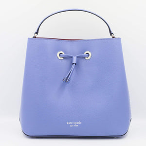 kate spade eva large bucket WKRU5856 In bluebrrycb