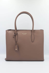 kate spade eva medium top zip satchel WKRU6113 In lightwalnut