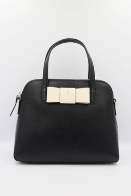 Kate Spade Matthews Street Maise WKRU4027 In Black/Cement (067)