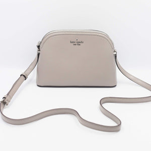 Kate Spade Patterson Drive Peggy Crossbody Bag WKRU5662 In Softtaupe (062)