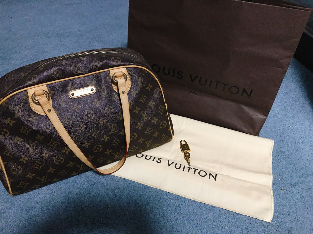 (Preloved) LV Montorgueil GM