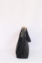 Load image into Gallery viewer, Coach Marlon Hobo Shoulder Bag F79995 IMBLK In Black