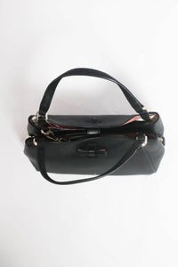 Kate Spade Talia Small Triple Compartment Satchel WKRU6342 In Black