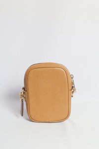 Coach Phoebe Crossbody Bag F80589 IMLQD In Light Saddle
