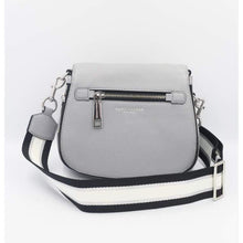 Load image into Gallery viewer, Marc Jacobs Small Gotham Nomad Crossbody Bag In Rock Grey