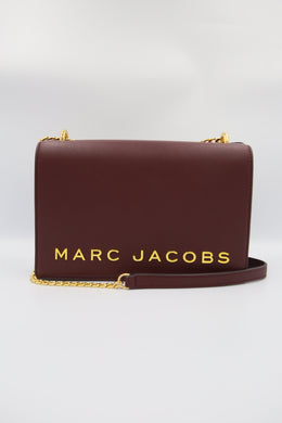 Marc Jacobs Double Take M0015681 Shoulder Bag In Shiraz