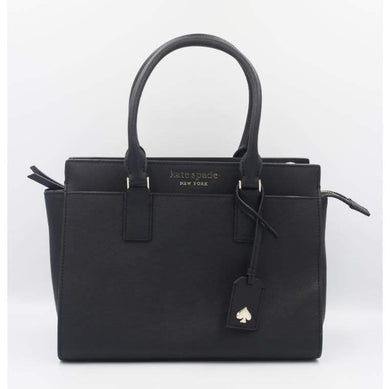 Kate Spade Cameron Medium Satchel WKRU6762 In Black