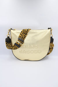 Marc Jacobs Flash M0015757 Crossbody Bag In Gold Shine