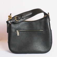 Load image into Gallery viewer, Coach Jes Hobo Shoulder Bag F76695 In Black