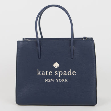 Kate Spade Trista Leather WKR00384 856 Shopper Bag In Nightcap Multi