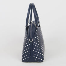 Load image into Gallery viewer, Kate Spade Medium Payton Mcr dot WKR00352 563 Dome Satchel In Nightcap