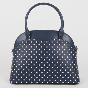 Kate Spade Medium Payton Mcr dot WKR00352 563 Dome Satchel In Nightcap