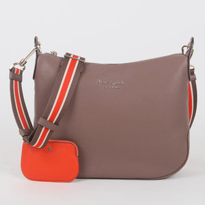 Kate Spade Rosie WKR00364 094 Pebbled Leather Crossbody Bag In Dusk City Scape