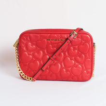 Load image into Gallery viewer, Michael Kors Giftables Large EW Crossbody Bag 35S9GGFC3T In Scarlet