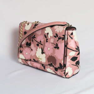Kate Spade Emelyn Briar Lane Gala Floral WKRU6153 In Pink Multi